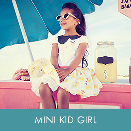 mini kid girl