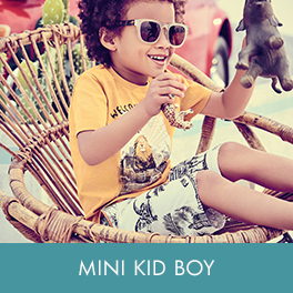 mini kid boy